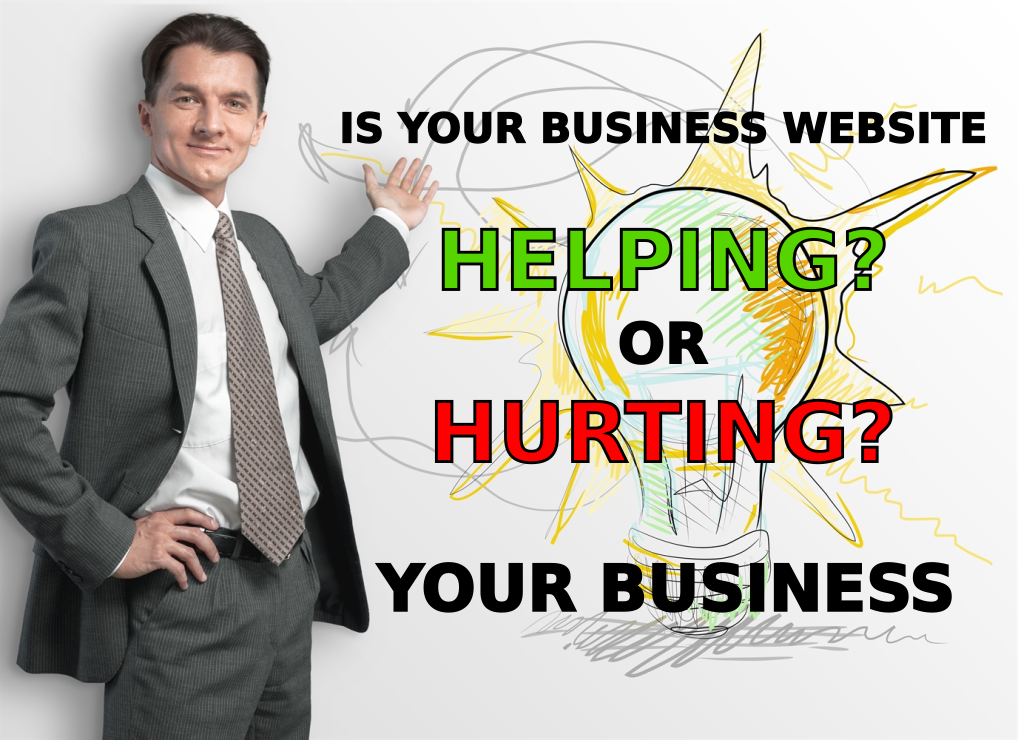 8 reasons why your website can actually hurt your business