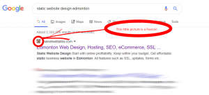 Importance of Favicon is changing in search results