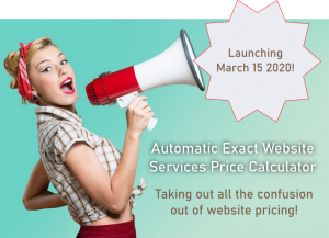 Automatic Exact Website Pricing